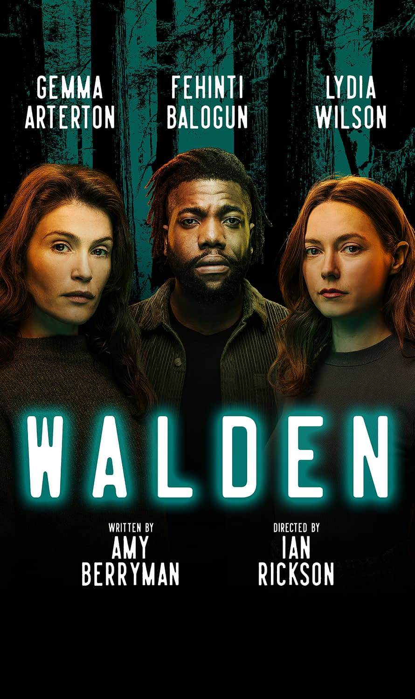 Walden Play Banner