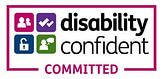disablity confident committed