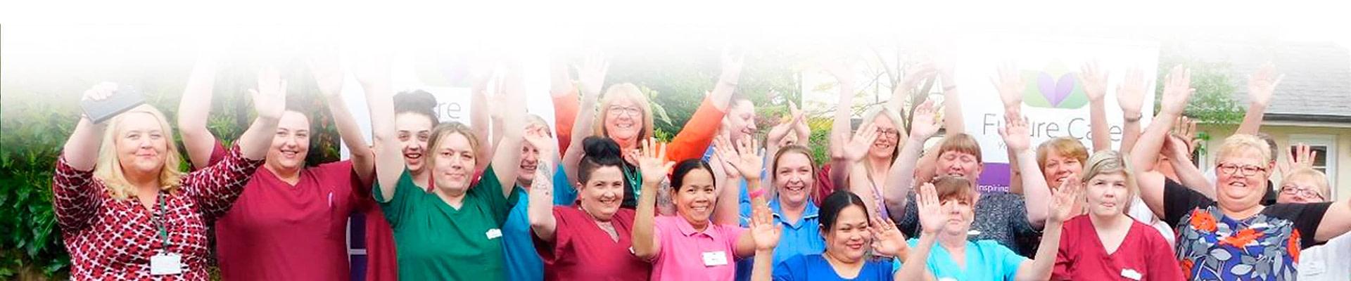 Future Care Group Staff Portal